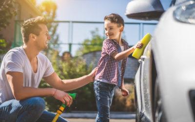 5 Summertime Car Care Tips
